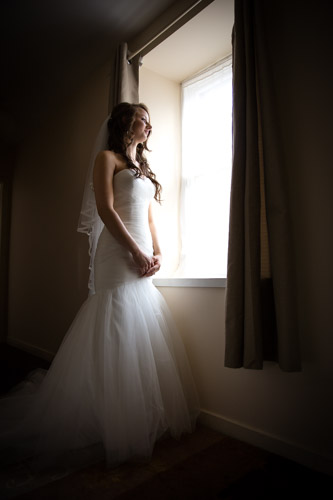 Wedding photography in Stafford