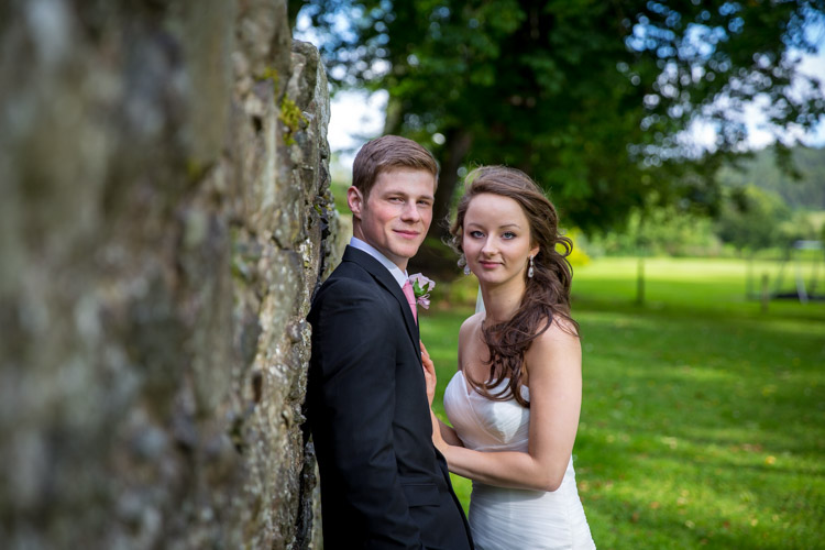 Wedding photographers in Stafford